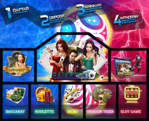 Samkong Online Indonesia Uang Asli